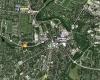 1143 Columbia Avenue Franklin - Nashville TN AERIAL